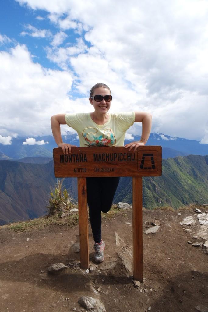 Machu Pichu'dan herkese şeker tadında bayramlar dilerim!