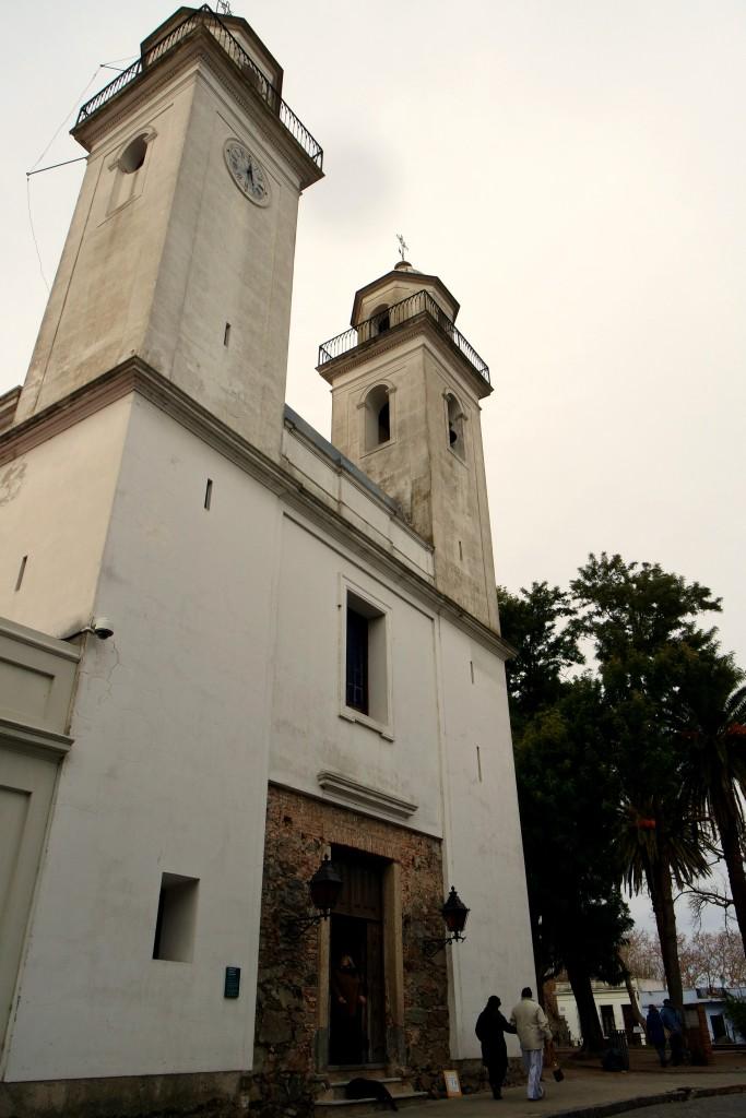 Basilica de Sacramento, Uruguay'ın en eskisi